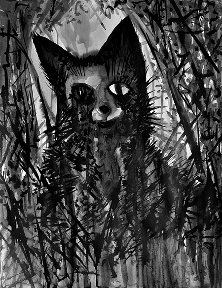 Cat Portrait, 2013