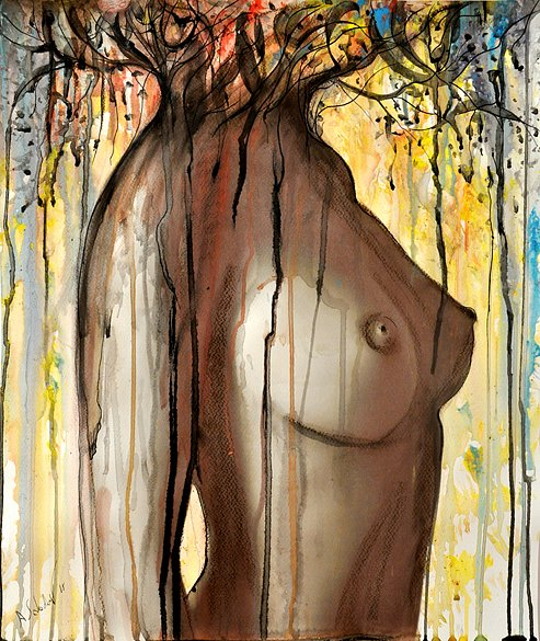 Surrealistic Nude, 2015
