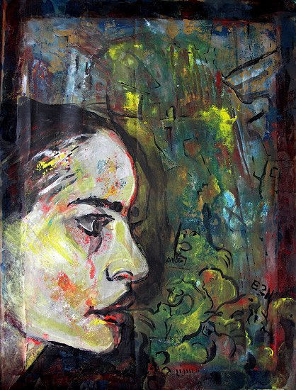 Blowing Girl, 2010